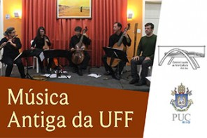 Conjunto Música Antiga da UFF apresenta canções de Anchieta